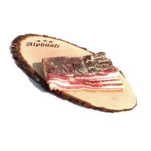 Alphüsli-Trockenfleisch-Kräuterspeck