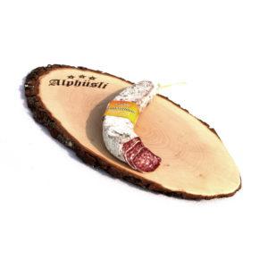 Alphüsli-Wurst-Knoblauchwurst