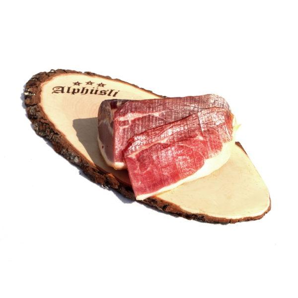 Alphüsli-Trockenfleisch-Rohschinken