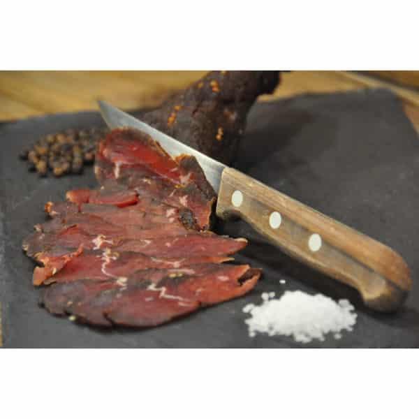 Alphüsli-Trockenfleisch-Mostbröckli