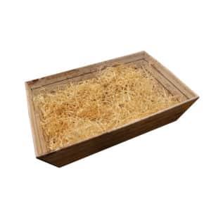 Karton Holz gross