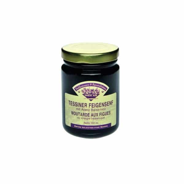 Feigensenf mit Aceto Balsamico